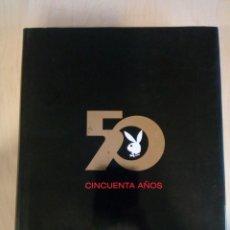 Libros de segunda mano: EL LIBRO DE PLAYBOY. 50 AÑOS.. Lote 200170600