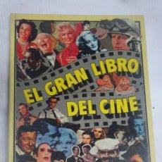 Libros de segunda mano: EL GRAN LIBRO DEL CINE, JOEL W. FINLER- ED HMB - 1979, VER FOTOS. Lote 200787335