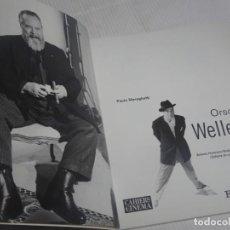 Libros de segunda mano: EL LIBRO DE ORSON WELLS , EL PAÍS, 2008, VER FOTOS. Lote 200795085