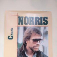 Libros de segunda mano: CHUCK NORRIS. RETRATOS. FERNANDO ALONSO - ROYAL BOOKS 1994. Lote 201261496