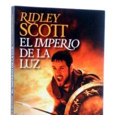 Libros de segunda mano: RIDLEY SCOTT: EL IMPERIO DE LA LUZ (JUAN A. PEDRERO SANTOS) T&B, 2012. OFRT. Lote 295548213