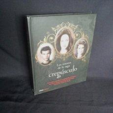 Libros de segunda mano: ROBERT ABELE - LOS TESOROS DE LA SAGA CREPUSCULO - LIBROSCUPULA 2012. Lote 202260428