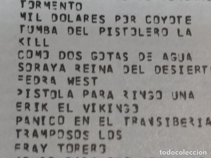 Libros de segunda mano: MINISTERIO INFORMACION TURISMO BOLETIN INFORMATIVO CONTROL TAQUILLA 3 trimestre 1974 madrid nº 67 - Foto 4 - 202261590