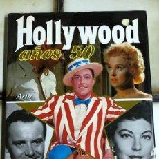 Libros de segunda mano: HOLLYWOOD, AÑOS 50. ADRIAN TURNER. 1987. Lote 202972377