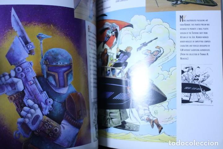 Libros de segunda mano: the art of star wars el arte de star wars tomo 2 libro de ilustraciones dibujos de la saga clasica - Foto 2 - 203003746
