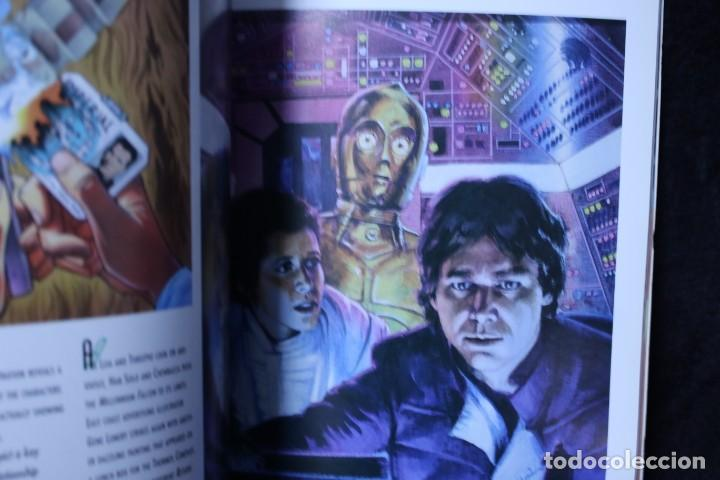 Libros de segunda mano: the art of star wars el arte de star wars tomo 2 libro de ilustraciones dibujos de la saga clasica - Foto 3 - 203003746