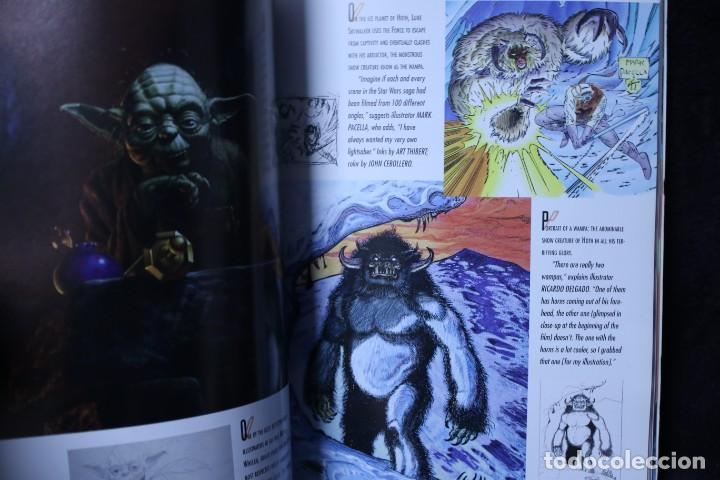 Libros de segunda mano: the art of star wars el arte de star wars tomo 2 libro de ilustraciones dibujos de la saga clasica - Foto 4 - 203003746