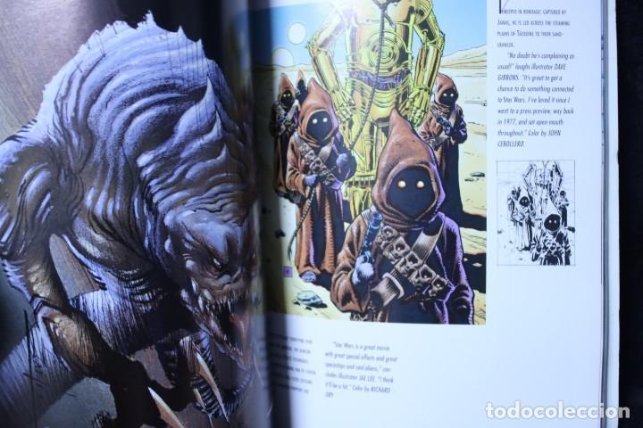 Libros de segunda mano: the art of star wars el arte de star wars tomo 2 libro de ilustraciones dibujos de la saga clasica - Foto 5 - 203003746
