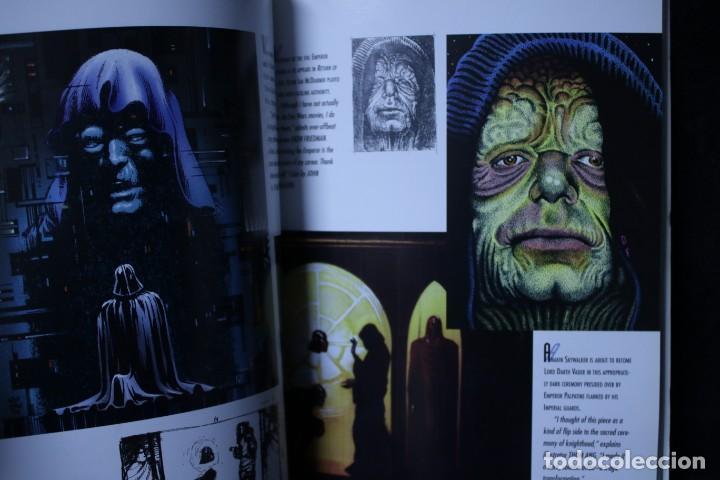 Libros de segunda mano: the art of star wars el arte de star wars tomo 2 libro de ilustraciones dibujos de la saga clasica - Foto 6 - 203003746