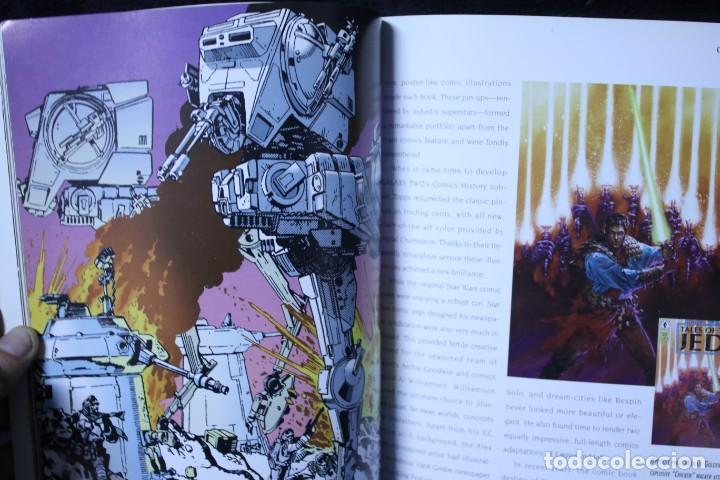 Libros de segunda mano: the art of star wars el arte de star wars tomo 2 libro de ilustraciones dibujos de la saga clasica - Foto 8 - 203003746