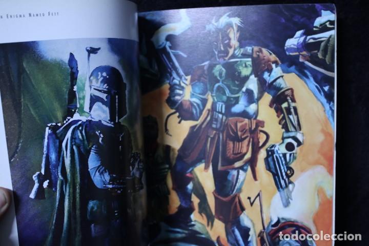 Libros de segunda mano: the art of star wars el arte de star wars tomo 2 libro de ilustraciones dibujos de la saga clasica - Foto 9 - 203003746