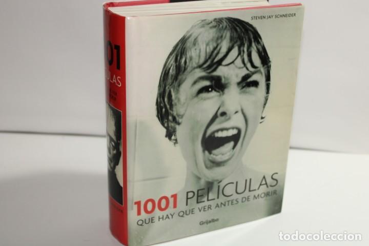 1001 PELICULAS,QUE HAY QUE VER ANTES DE MORIR / STEVEN JAY SCHNEIDER (Libros de Segunda Mano - Bellas artes, ocio y coleccionismo - Cine)
