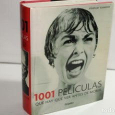 Libros de segunda mano: 1001 PELICULAS,QUE HAY QUE VER ANTES DE MORIR / STEVEN JAY SCHNEIDER. Lote 203963232