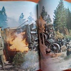 Libros de segunda mano: 1974 WESTERN MOVIES - WALTER C. CLAPHAM / FOTOGRAFÍAS / INGLÉS. Lote 204110446