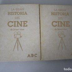 Libros de segunda mano: LA GRAN HISTORIA DEL CINE TERENCI MOIX ABC 2 TOMOS DE 3. Lote 204156547