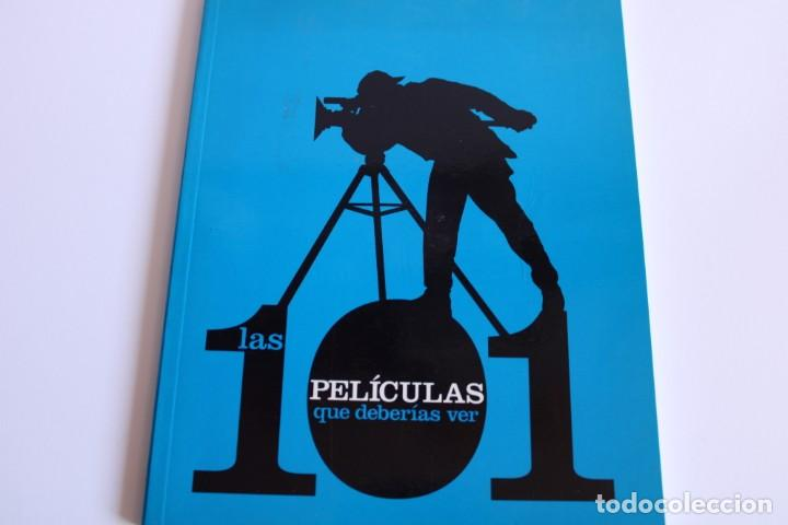 LAS 101 PELICULAS QUE DEBERIAS VER (Libros de Segunda Mano - Bellas artes, ocio y coleccionismo - Cine)