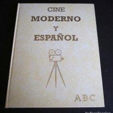 Libros de segunda mano: CINE MODERNO Y ESPAÑOL. PRENSA ESPAÑOLA. ABC BLANCO Y NEGRO 1996. Lote 205019702