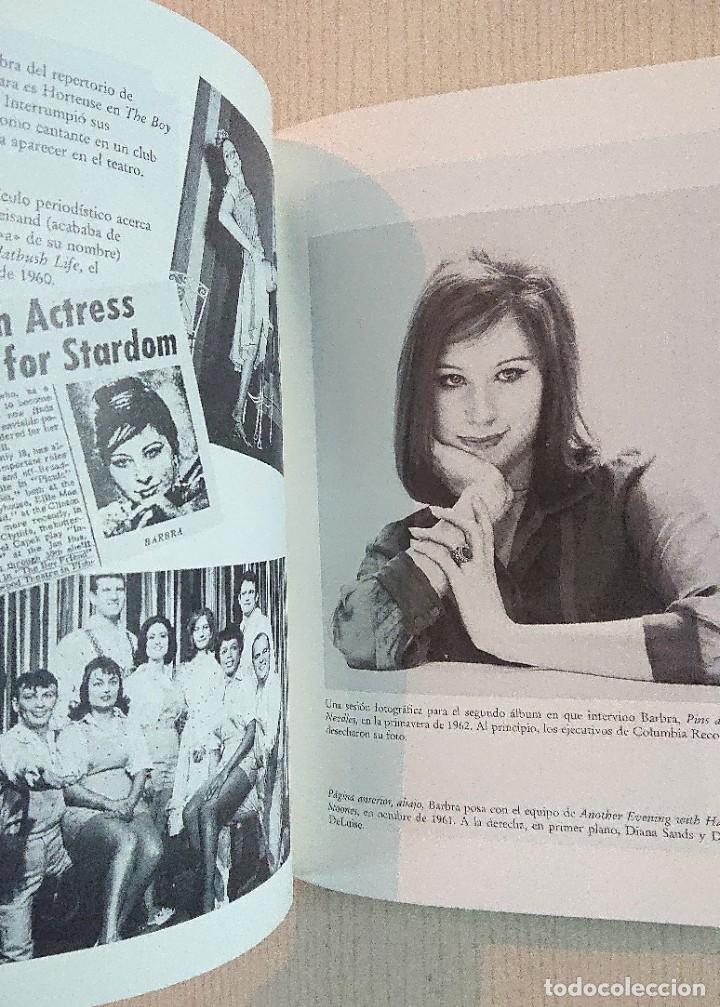 Libros de segunda mano: BARBRA STREISAND · Por James Spada · 1995 Primer Plano-Ediciones B - Foto 2 - 205123088