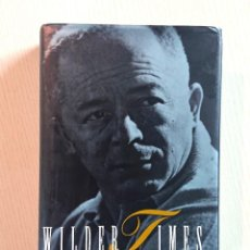 Libros de segunda mano: WILDER TIMES · THE LIFE OF BILLY WILDER · BY KEVIN LALLY · HENRY HOLT NEW YORK 1996. Lote 205125845