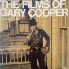 Libros de segunda mano: THE FILMS OF GARY COOPER. Lote 205672306
