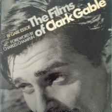 Libros de segunda mano: THE FILMS OF CLARK GABLE. Lote 205674581