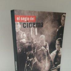 Libros de segunda mano: EL SEGLE DEL CINEMA, CATALOGO DE CINE, CENTRO DE CULTURA CONTEMPORANEA DE CATALUNYA, 1995. Lote 205699627