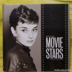 Libros de segunda mano: IMAGES OF MOVIE STARS, POR TIM HILL, FOTOGRAFÍAS DE THE DAILY MAIL. COMO NUEVO. Lote 205744363