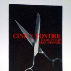 Libros de segunda mano: BÁSICA 15 313-315. CINE Y CONTROL (D. Y C. PÉREZ MERINERO) CASTELLOTE, 1975. OFRT. Lote 205839690