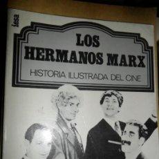 Libros de segunda mano: LOS HERMANOS MARX, WILLIAM WOLF, ED. IESA. Lote 206211447