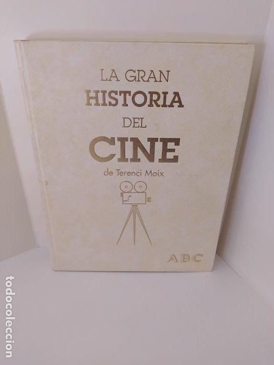 LA GRAN HISTORIA DEL CINE DE TERENCI MOIX. ABC. BLANCO Y NEGRO. TOMO 1. VER FOTOGRAFÍAS ADJUNTAS. (Libros de Segunda Mano - Bellas artes, ocio y coleccionismo - Cine)
