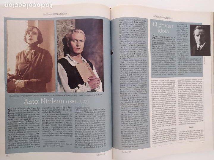 Libros de segunda mano: LA GRAN HISTORIA DEL CINE DE TERENCI MOIX. ABC. BLANCO Y NEGRO. TOMO 1. VER FOTOGRAFÍAS ADJUNTAS. - Foto 11 - 206322856