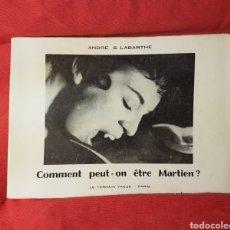 Libros de segunda mano: 2 LIBROS EN UNO, CINE FRANCÉS LA NOUVELLE VAGUE AÑOS 1960, ANDRÉ S. LABARTHE. Lote 206568726