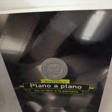 Libros de segunda mano: PLANO A PLANO: DE LA IDEA A LA PANTALLA DE STEVEN D. KATZ. Lote 207087680