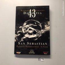 Libros de segunda mano: FESTIVAL INTERNACIONAL DE CINE DONOSTIA. Lote 207147890