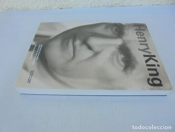 Libros de segunda mano: HENRY KING. EDICION BILINGÜE CASTELLANO/INGLES. FESTIVAL DE SAN SEBASTIAN. FILMOTECA ESPAÑOLA. 2007 - Foto 4 - 207211020