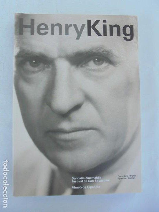 Libros de segunda mano: HENRY KING. EDICION BILINGÜE CASTELLANO/INGLES. FESTIVAL DE SAN SEBASTIAN. FILMOTECA ESPAÑOLA. 2007 - Foto 6 - 207211020