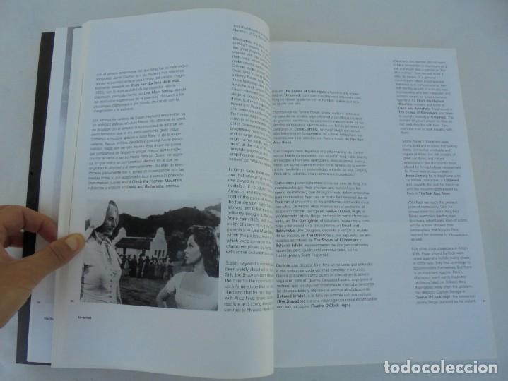 Libros de segunda mano: HENRY KING. EDICION BILINGÜE CASTELLANO/INGLES. FESTIVAL DE SAN SEBASTIAN. FILMOTECA ESPAÑOLA. 2007 - Foto 13 - 207211020