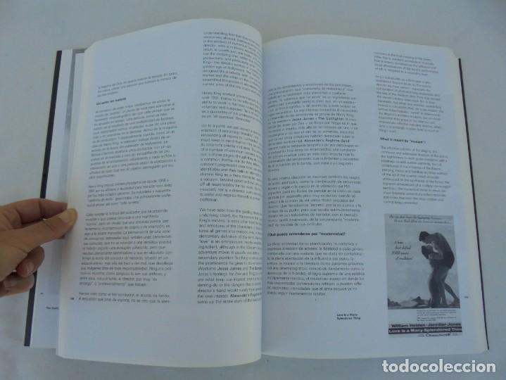 Libros de segunda mano: HENRY KING. EDICION BILINGÜE CASTELLANO/INGLES. FESTIVAL DE SAN SEBASTIAN. FILMOTECA ESPAÑOLA. 2007 - Foto 15 - 207211020