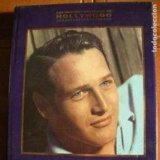 Libros de segunda mano: GRAN LIBRO PAUL NEWMAN ( SUS PELICULAS, SU VIDA) CIENTOS DE FOTOS , GRAN TAMAÑO. Lote 207227132