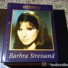 Libros de segunda mano: GRAN LIBRO BARBRA STREISAND ( SUS PELICULAS, SU VIDA) CIENTOS DE FOTOS , GRAN TAMAÑO. Lote 207227392