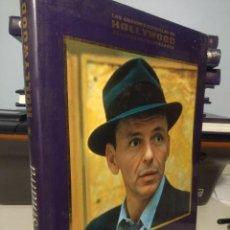 Libros de segunda mano: GRAN LIBRO FRANK SINATRA ( SUS PELICULAS, SU VIDA) CIENTOS DE FOTOS , GRAN TAMAÑO. Lote 207227591