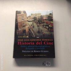 Libros de segunda mano: HISTORIA DEL CINE. Lote 207518640