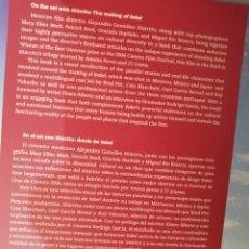 Libros de segunda mano: BABEL. A FILM BY ALEJANDRO GONZALEZ IÑARRITU. Lote 207949206