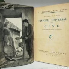 Libros de segunda mano: HISTORIA UNIVERSAL DEL CINE. Lote 208102358
