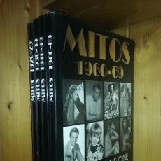 Libros de segunda mano: MITOS CIEN AÑOS DE CINE, 1920 29 1930 39, 1940 49, 1960 69, ROYAL BOOKS, 1995. Lote 208425948