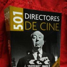 Libros de segunda mano: 501 DIRECTORES DE CINE- GUÍA IMPRESCINDIBLE MEJORES DIRECTORES- STEVEN JAY SCHNEIDER, GRIJALBO. 2008. Lote 208564277