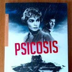 Libros de segunda mano: PSICOSIS (P BOGDANOVICH, D SPOTO ET AL)- ED CULT BOOKS 2020 - RÚSTICA CON SOLAPAS 222 PAGS. Lote 209340125