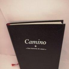 Libros de segunda mano: CAMINO. UNA HISTORIA DE AMOR (GUIÓN CINEMATOGRÁFICO DE JAVIER FESSER). Lote 209815506