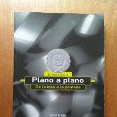 Libros de segunda mano: PLANO A PLANO DE LA IDEA A LA PANTALLA, STEVEN D KATZ, DIRECCION 1, PLOT EDICIONES, 2005. Lote 210020127