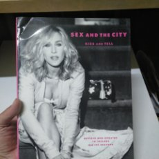 Livres d'occasion: SEX AND THE CITY. KISS AND TELL. Lote 210033540
